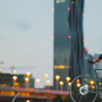The 21st Century Commute: Would You Bike To Work With SmartWheel?